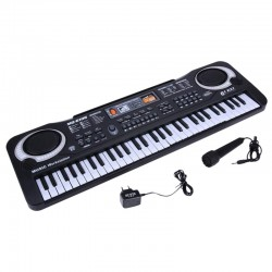 61 keys - digital electronic keyboard - electric piano for children - EU plug