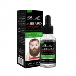 Organic oil & shampoo - beard growth & care