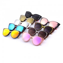 Cat eye retro sunglasses - UV400 - unisex