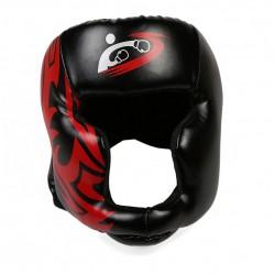 Muay thai - boxing - taekwondo - MMA - spongy helmet - head protector