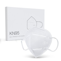 KN95 PM2.5 face mask - mouth mask - antibacterial - nano filter - 5 or 10 pieces