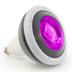 E27 150W - COB LED grow light - for hydroponics system - full spectrum