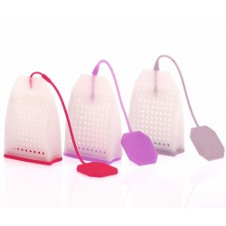 Tea infuser - silicone bags