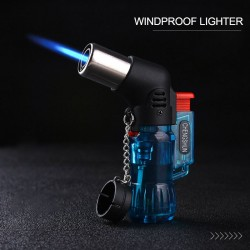 Mini butane jet lighter - windproof