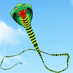 Large snake kite - cobra - 15m