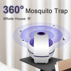 Mosquito killer lamp - usb powered - 1m/2m - mosquito trap