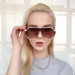 Steampunk - large sunglasses - unisex