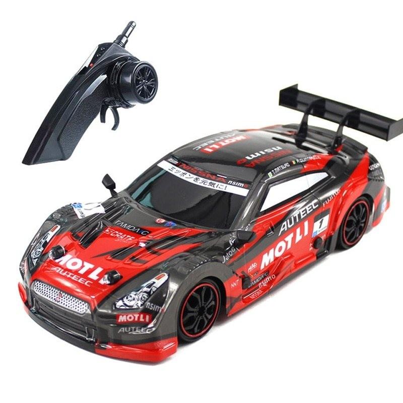 RC Car - GTR/Lexus - Drift Racing Car - Remote Control Vehicle - Electronic Toys