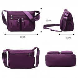 Nylon - Cross Bag - Ladies - Shoulder Bag