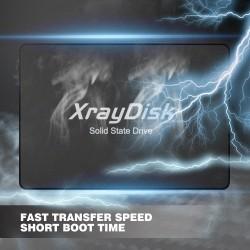 Xraydisk Hard Drive - 60GB - 120GB - 120GB - 240GB - 256GB - 480GB - 512GB - internal solid state disk