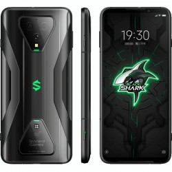 Black Shark 3 Global Version - dual sim 6.67 inch - 12GB 256GB - 4720mAh - 5G - Black