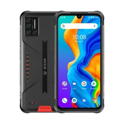 UMIDIGI BISON Global Bands - dual sim - NFC - Android 10 - 5000mAh - 6.3 inch - 4G