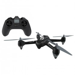 Hubsan X4 H501C - Brushless -1080P HD Camera - GPS - RC Drone Quadcopter - Black Mode switch