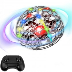 D3 - Colorful Light - Gesture Sensing - Altitude Hold Mode - Intelligent Induction - Flying Ball