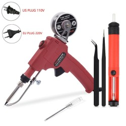 Hand-held soldering iron - automatic tin gun - internal heating - 110V/220V 60W