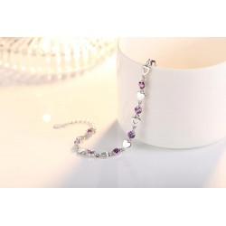 925 sterling silver - love heart - bracelets