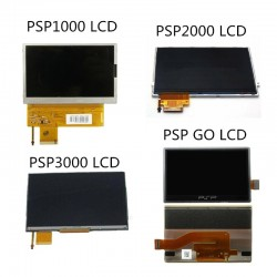 LCD Screen Display - PSP 1000 - 2000 - 3000 - GO Console
