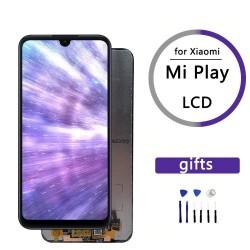 5.84 Inch - LCD screen - touch screen - digitizer for Xiaomi Mi Play