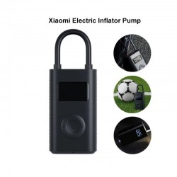 Xiaomi - electric pump - digital tire pressure detection