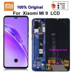Xiaomi Mi 9 - LCD display touch screen - digitizer - replacement part