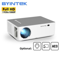 K20 - full HD - 4K 3D 1920x1080p - Android - WiFi - LED - projector