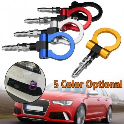 Universal car tow hook - trailer ring