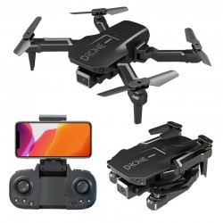 H3 Mini - 2.4G - WiFi - FPV - 4K HD Dual Camera - Foldable - RC Drone Quadcopter - RTF