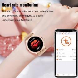 Sport Smart Watch - heart rate - blood pressure - waterproof - Android / IOS