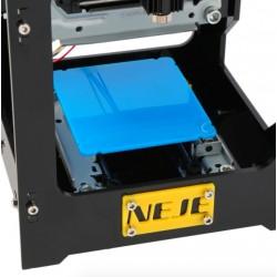NEJE DK-8-FKZ - laser engraver machine - 1500mW - Bluetooth - upgraded version