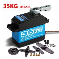 35kg - high torque - coreless motor - servo arduino - for Robotic RC car
