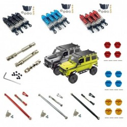 Shock absorber / tie rod set / drive shaft / tire gasket - for 1/12 MN MN86K MN86KS 4WD G500 RC Cars
