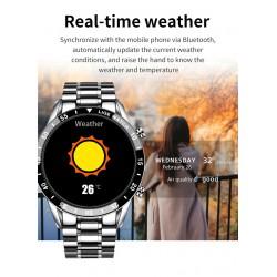 SmartWatch - sports bracelet - Bluetooth - blood pressure / sleep monitoring - waterproof