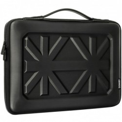 """Hard shell laptop sleeve - with handle / shoulder strap - 13"""" / 14"""" / 15.6"""" / 17"""""""
