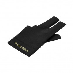 Snooker billiard open three finger left hand glove