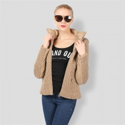Autumn winter warm breathable jacket