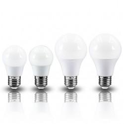 E27 LED Birne - 3W - 6W - 9W - 12W - 15W 220V Smart IC