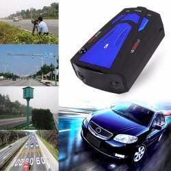 LED-Anzeige Auto-Anti-Radar-Geschwindigkeits-Laser-Detektor mit Sprachwarnung