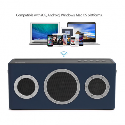 M4 WS-401 Bluetooth portable wireless speaker