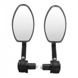 "Universal 7/8"" motorcycle aluminum rear view mirror 2 pcs"