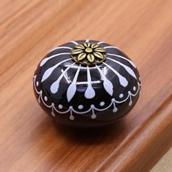 Ceramic door - drawer handle - knob