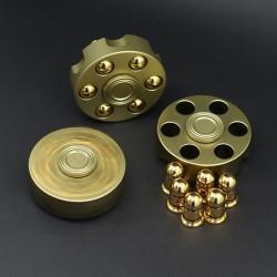 Fidget spinner - hand spinner - gun bullets