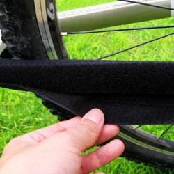Bicycle chain protector - cover - protects frame