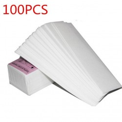 Wax hair removal - paper rolls 100 pieces