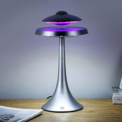 UFO - magnetic levitation - Bluetooth stereo wireless speaker - fashion lamp