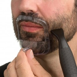Beard grooming kit - 5 sizes - set with bag - 5 pieces