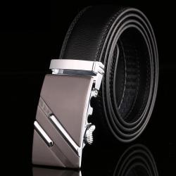 Luxury genuine leather belt