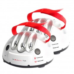 Lie detector with micro electric shocks - party game - toy