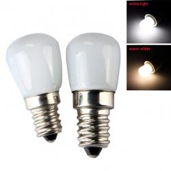 Mini energy saving refrigerator light e14 e12 110v 220v led lamp