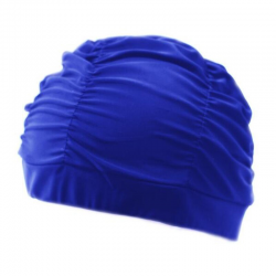 Elastic nylon swimming hat - unisex