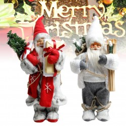 Christmas decoration Santa Claus doll